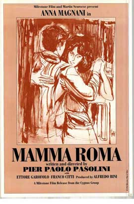 Mamma Roma - 11 x 17 Movie Poster - Style A