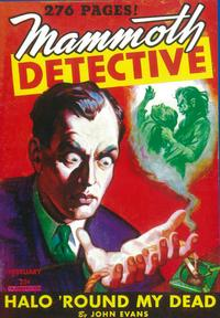Mammoth Detective (Pulp) - 11 x 17 Pulp Poster - Style A
