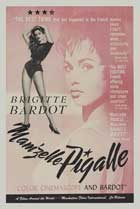Mam'zelle Pigalle - 27 x 40 Movie Poster - Style A