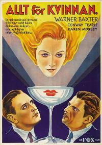 Man About Town - 27 x 40 Movie Poster - Swedish Style A