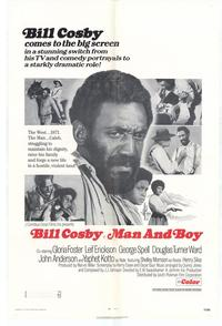 Man & Boy - 27 x 40 Movie Poster - Style A
