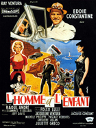 Man and Child - 11 x 17 Movie Poster - French Style A