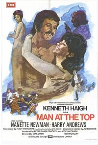 Man at the Top - 11 x 17 Movie Poster - Style A