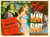 Man Bait - 11 x 17 Movie Poster - Style B