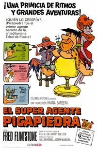 The Man Called Flintstone - 11 x 17 Movie Poster - Spanish Style A