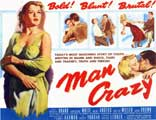 Man Crazy - 11 x 14 Poster UK Style A