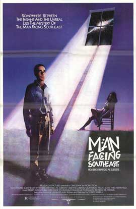 Man Facing Southeast - 11 x 17 Movie Poster - Style A