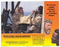 Man Friday - 11 x 14 Movie Poster - Style D
