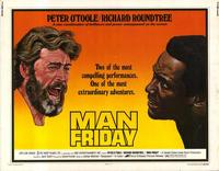 Man Friday - 11 x 14 Movie Poster - Style A