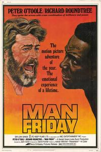 Man Friday - 11 x 17 Movie Poster - Style A