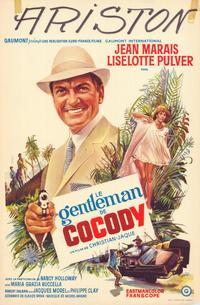 Man from Cocody - 27 x 40 Movie Poster - Belgian Style A