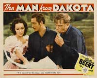 Man from Dakota - 11 x 14 Movie Poster - Style A