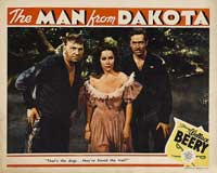 Man from Dakota - 11 x 14 Movie Poster - Style B