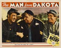 Man from Dakota - 11 x 14 Movie Poster - Style C