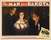 Man from Dakota - 11 x 14 Movie Poster - Style D