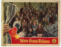 Man From Frisco - 11 x 14 Movie Poster - Style A