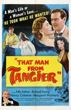 Man from Tangier - 11 x 17 Movie Poster - Style A