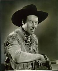 The Man from Tumbleweeds - 8 x 10 B&W Photo #1