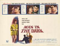 Man in the Dark - 11 x 14 Movie Poster - Style A