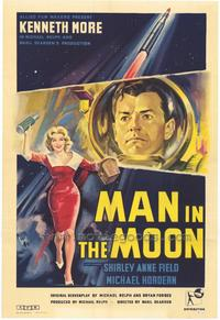 Man in the Moon - 27 x 40 Movie Poster - Style A