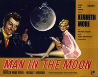Man in the Moon - 22 x 28 Movie Poster - Half Sheet Style A