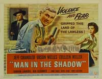 Man in the Shadow - 11 x 14 Movie Poster - Style A