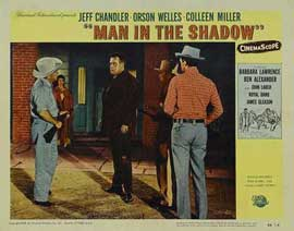 Man in the Shadow - 11 x 14 Movie Poster - Style C