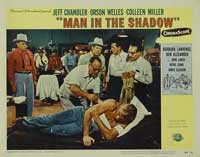 Man in the Shadow - 11 x 14 Movie Poster - Style E