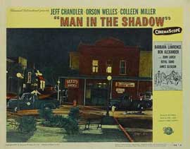 Man in the Shadow - 11 x 14 Movie Poster - Style F