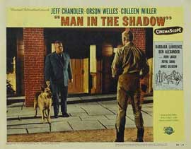 Man in the Shadow - 11 x 14 Movie Poster - Style G