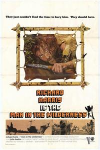 Man in the Wilderness - 27 x 40 Movie Poster - Style A