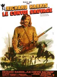 Man in the Wilderness - 11 x 17 Movie Poster - French Style A