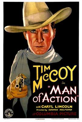 Man of Action - 27 x 40 Movie Poster - Style A