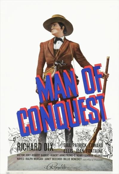 Man of Conquest movie