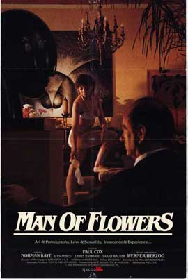 Man of Flowers - 27 x 40 Movie Poster - Style A