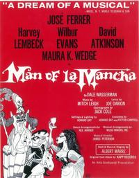 Man Of La Mancha (Broadway) - 11 x 17 Poster - Style A