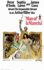 Man of La Mancha - 11 x 17 Movie Poster - Style A