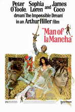 Man of La Mancha - 27 x 40 Movie Poster - Style C