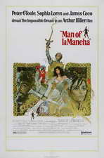 Man of La Mancha - 27 x 40 Movie Poster - Style A