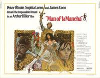 Man of La Mancha - 11 x 14 Movie Poster - Style A