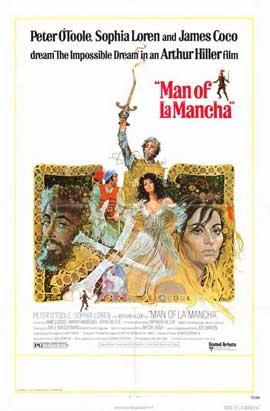 Man of La Mancha - 11 x 17 Movie Poster - Style C