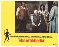 Man of La Mancha - 11 x 14 Movie Poster - Style E