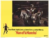 Man of La Mancha - 11 x 14 Movie Poster - Style F