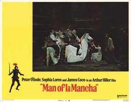 Man of La Mancha - 11 x 14 Movie Poster - Style G