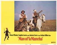 Man of La Mancha - 11 x 14 Movie Poster - Style H