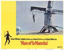 Man of La Mancha - 11 x 14 Movie Poster - Style I