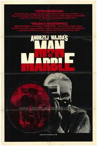 Man of Marble - 27 x 40 Movie Poster - Style A