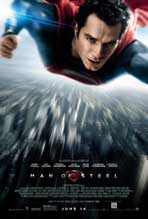 Man of Steel - 11 x 17 Movie Poster - Style C