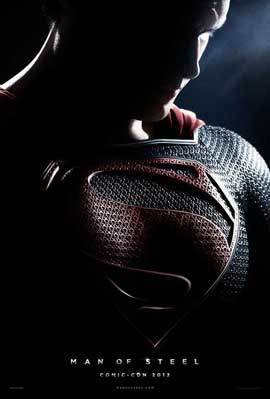 Man of Steel - 27 x 40 Movie Poster - Style A