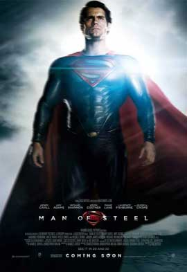 Man of Steel - 27 x 40 Movie Poster - UK Style C